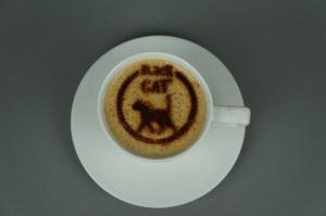 Capuccinoschablone-cat
